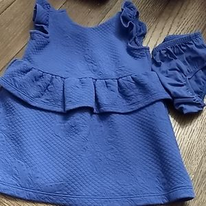 Gorgeous Baby girls dress with matching pants
